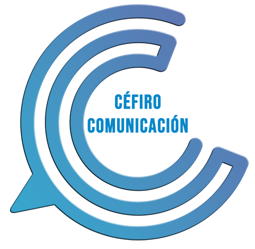 Logo Cefiro Comunicacion